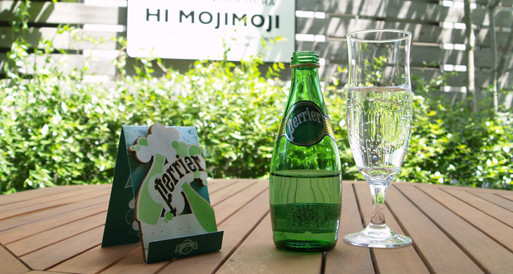 MDeng On Perrier